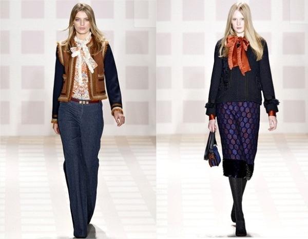 Tory Burch marame Trend: Marame, mašne, kravate ili ogrlice