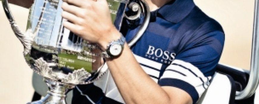 Hugo Boss golf turnir