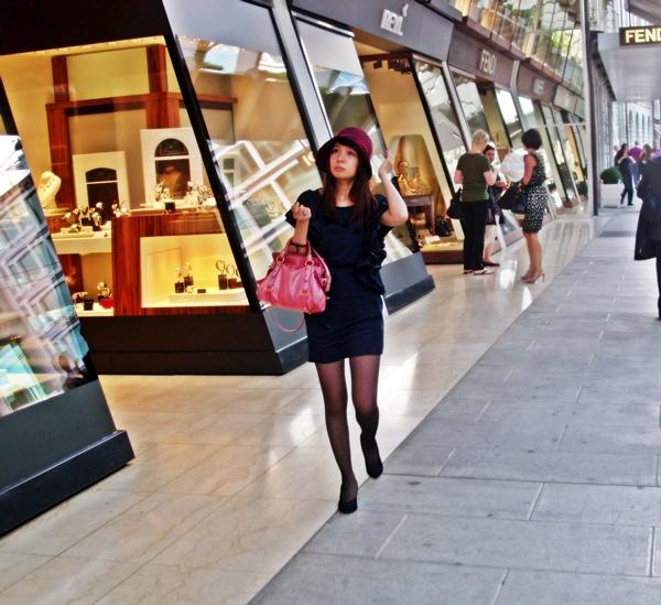 Wannabe 1 Wannabe modni putopis: Ženeva