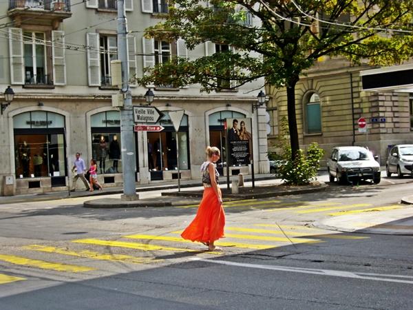 Wannabe 14 Wannabe modni putopis: Ženeva