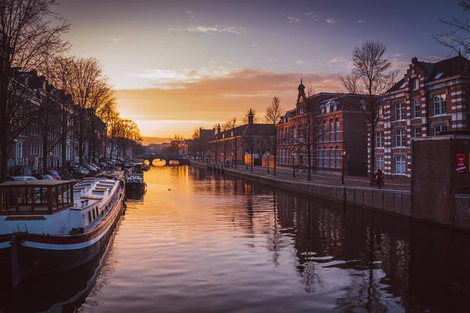 amsterdam1 Amsterdam u slikama