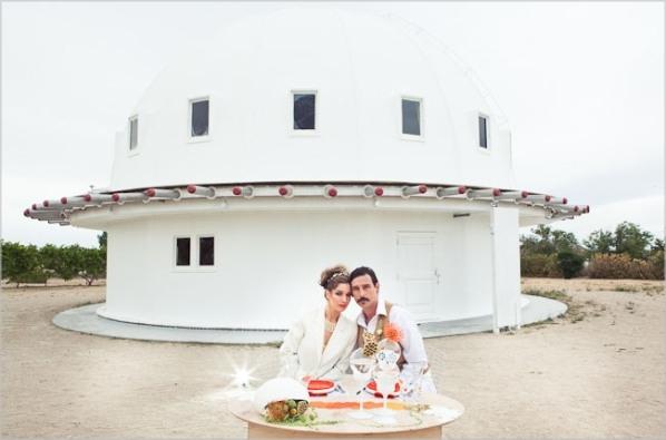 astronomy wedding ideas 15 Under the Veil of a Fairytale