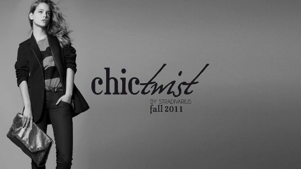 barbara palvin str2 Stradivarius kampanja za jesen 2011: Chic Twist