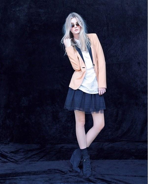 berk03 Lookbook Bershka, septembar 2011: svila i koža