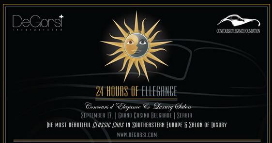 concours d elegance 2011 24 sata Elegancije Concours d' Elegance and Luxury Salon