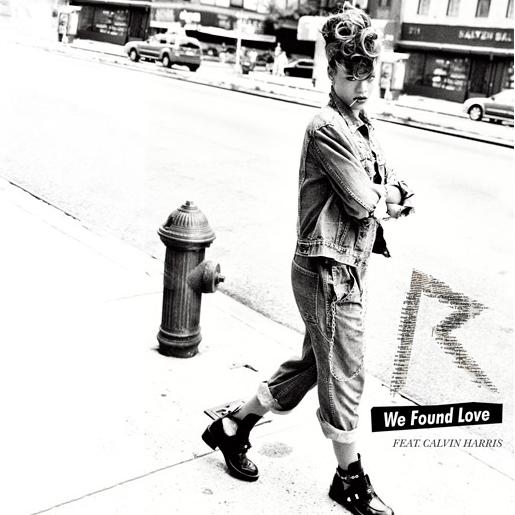"""cover Premijera pesme: Rihanna """"We Found Love"""""""