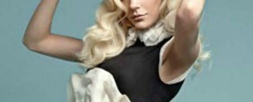 """Jessica Stam za """"Flare"""" – septembar 2011."""