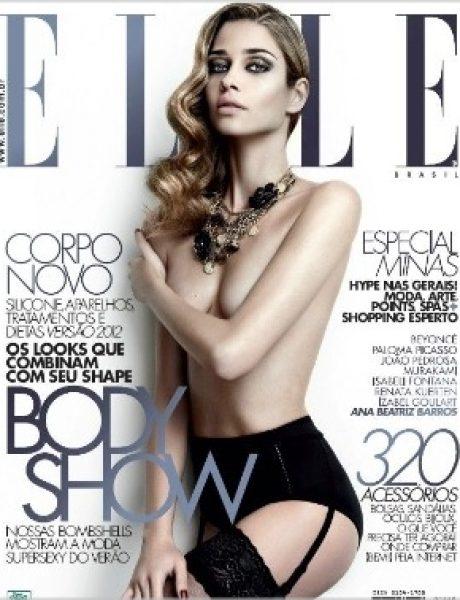 """""""Elle Brazil"""" – septembar 2011."""