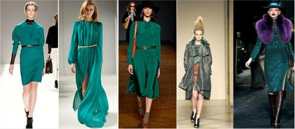 ghreen2 Ove jeseni u trendu su vedrije boje!
