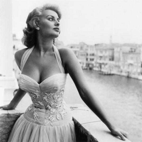 haljina1 La Moda Italiana: Sofija Loren