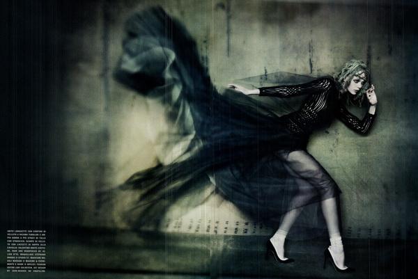 haute couture vogue italia september 2011 10 The Haute Couture for Vogue Italia, septembar 2011.