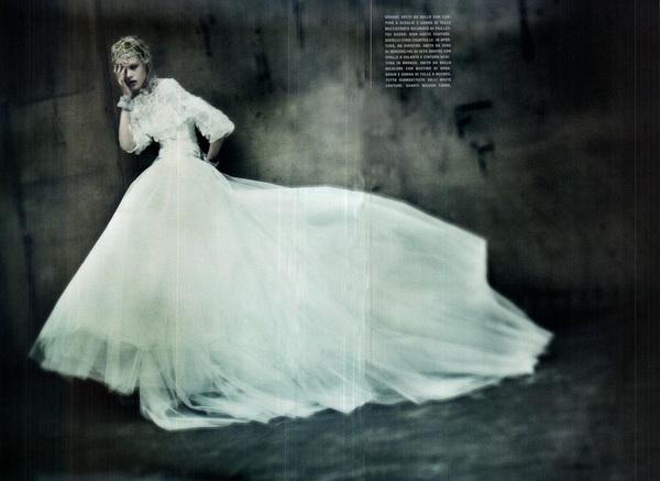 haute couture vogue italia september 2011 5 The Haute Couture for Vogue Italia, septembar 2011.