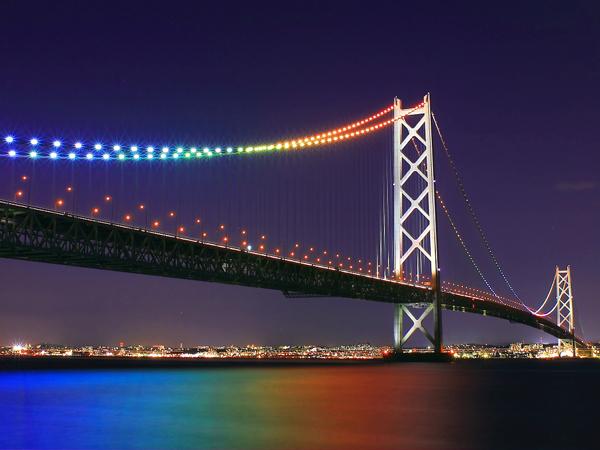 hhuh Najlepši mostovi sveta: Most Akiši Kaikio, Japan