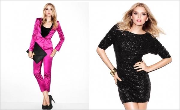 hm by night3 Seksi i elegantna kolekcija H&M a