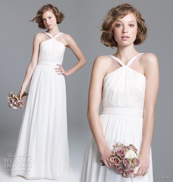 jcrew wedding dresses 2011 2012 J.Crew, jesen 2011: klasična lepota kao inspiracija