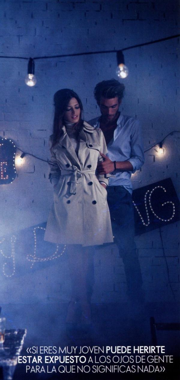 "jonked6 Jon Kortajarena za oktobarski ""Elle España"""