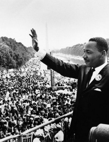 Ljudi koji su pomerali granice: Martin Luther King