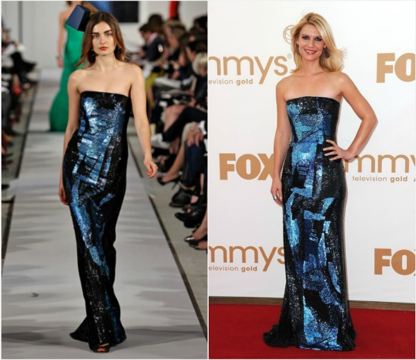kler dejns Fashion Police   Emmy 2011.