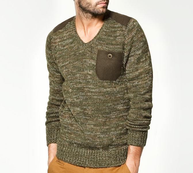 kom3 Fashion moMENts: Divno toplo pletivo