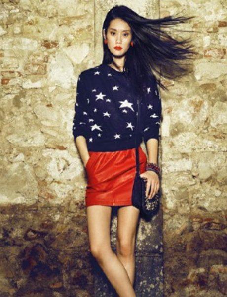 Mango Lookbook za jesen 2011: Casual elegancija