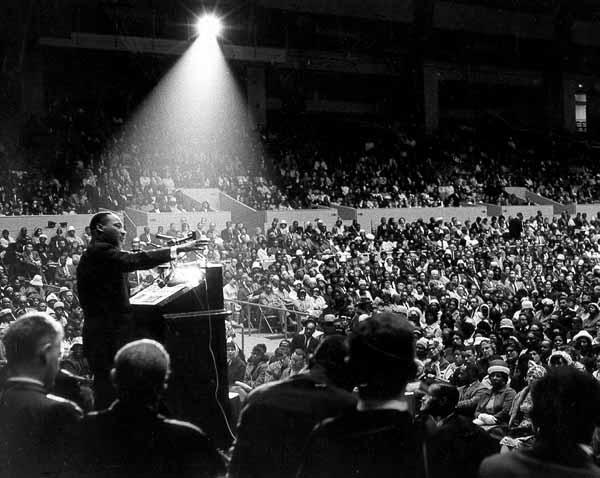 mlk Ljudi koji su pomerali granice: Martin Luther King