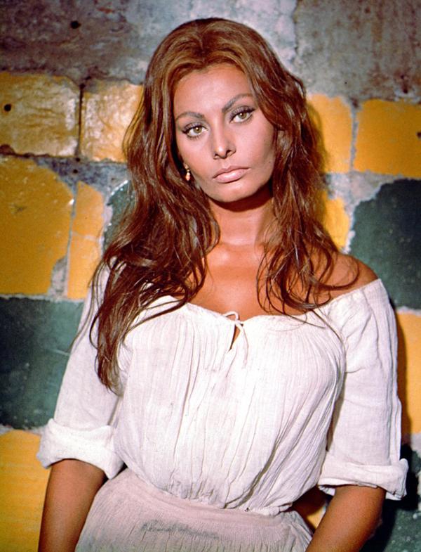moda4 La Moda Italiana: Sofija Loren