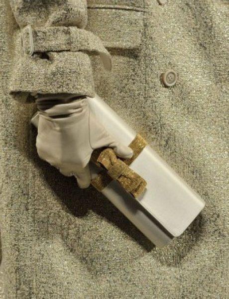 Moschino torbe za jesen: print, lanci i nude nijansa