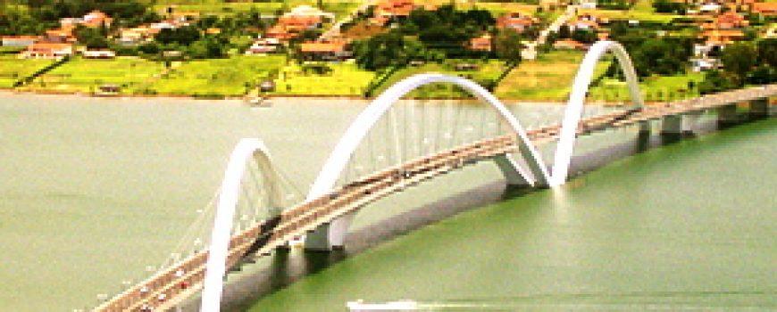 Najlepši mostovi sveta: Most Žuzelina Kubičeka, Brazil