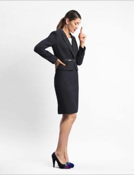 Damski poslovni outfit: klasičan i elegantan