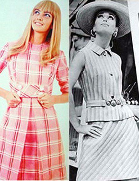 Moda u ogledalu šezdesetih