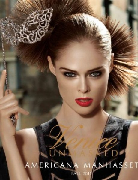 Lookbook Americana Manhasset: Coco Rocha u top izdanju