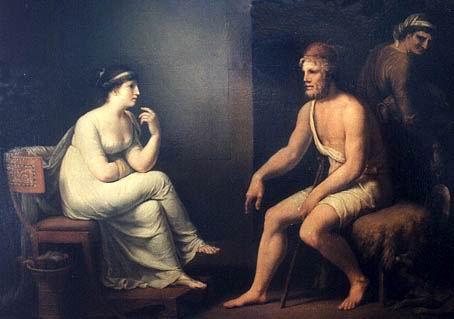penelopa i odisej Najlepše ljubavne priče u istoriji i svetskoj književnosti