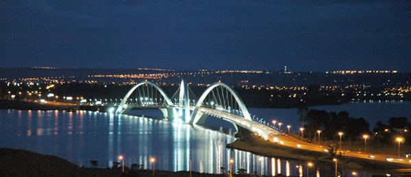 ponte jk 001 Najlepši mostovi sveta: Most Žuzelina Kubičeka, Brazil