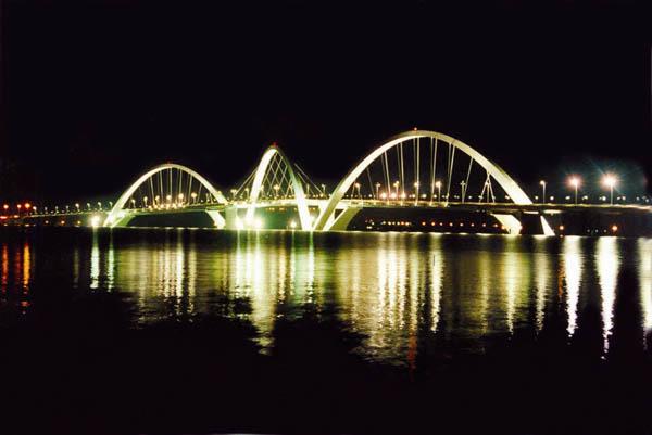 pontejk Najlepši mostovi sveta: Most Žuzelina Kubičeka, Brazil