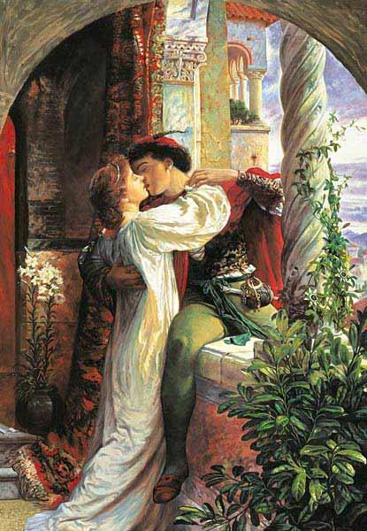 romeo i julija Najlepše ljubavne priče u istoriji i svetskoj književnosti