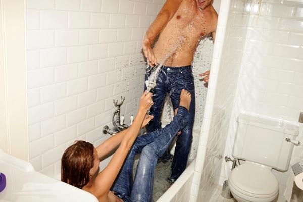 shower 298 Push up farmerke