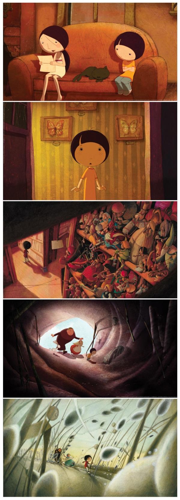 slika12 Rebeka Dotremer   ilustratorka zaboravljenih princeza