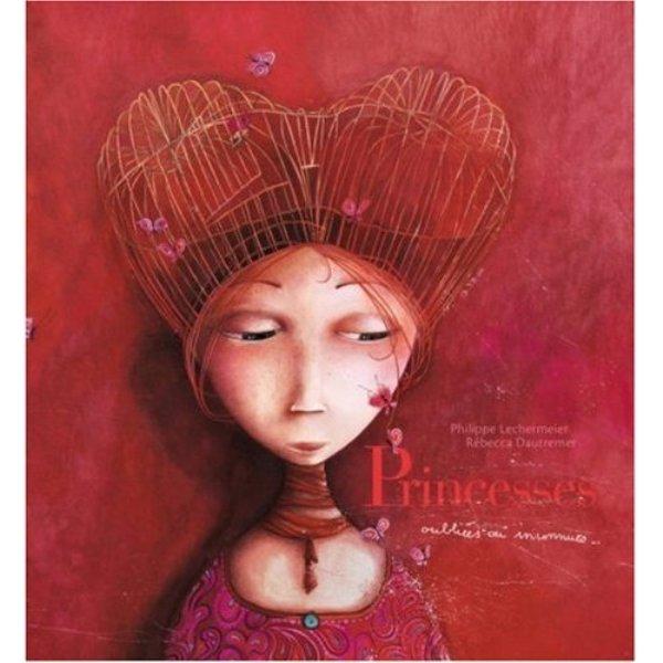 slika7 Rebeka Dotremer   ilustratorka zaboravljenih princeza
