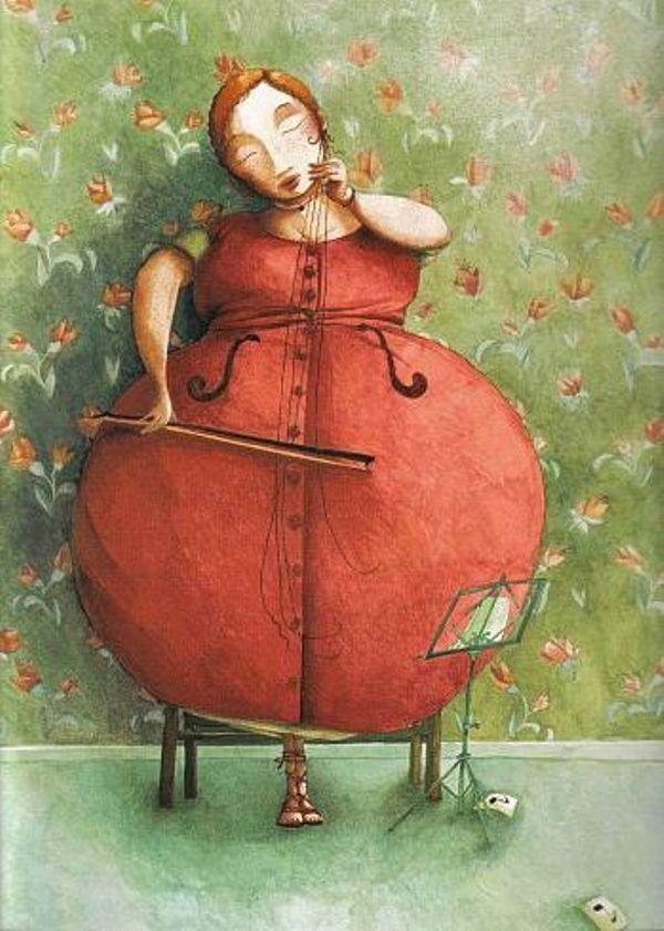 slika8 Rebeka Dotremer   ilustratorka zaboravljenih princeza