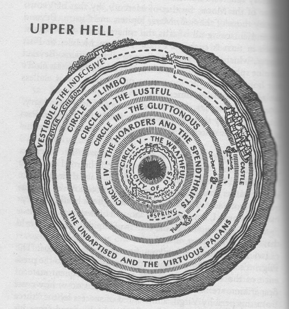 upper hell 959x1024 Rinascimento: Dante Alighieri (1265 1321)