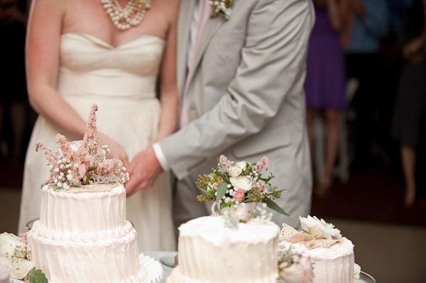 vintage romanticwedding 41 Svadbene torte: i lepe i ukusne