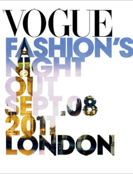 Vogue Fashion`s Night Out London