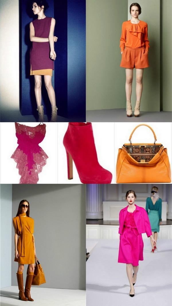 wwwww Ove jeseni u trendu su vedrije boje!