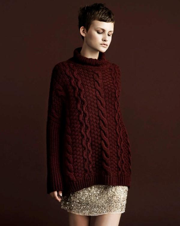 zara1 Lookbook Zara septembar 2011: klasično i elegantno