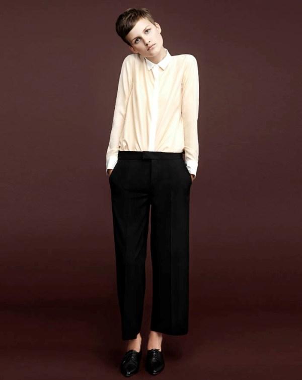 zara10 Lookbook Zara septembar 2011: klasično i elegantno