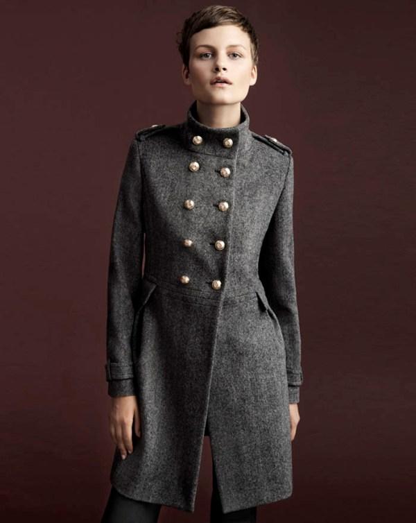 zara11 Lookbook Zara septembar 2011: klasično i elegantno
