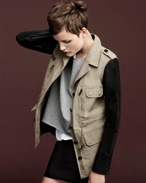 zara3 Lookbook Zara septembar 2011: klasično i elegantno
