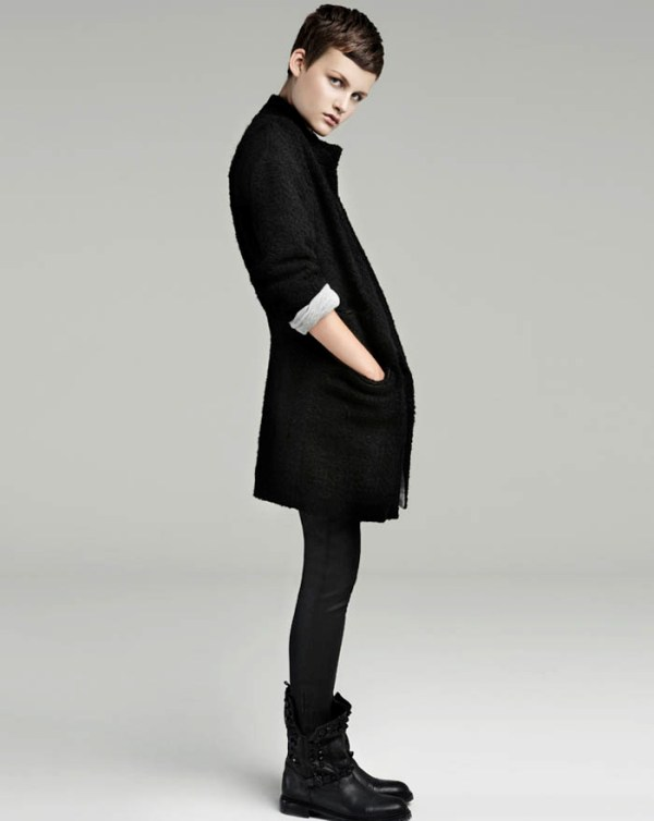 zara6 Lookbook Zara septembar 2011: klasično i elegantno