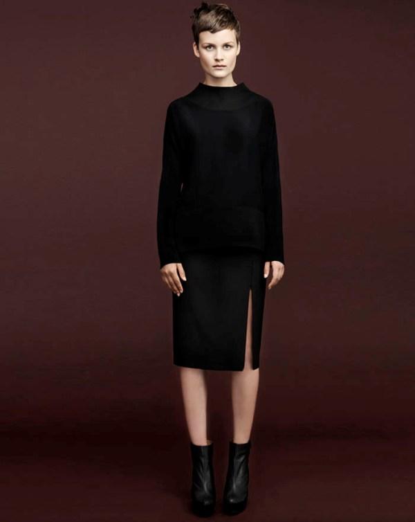 zara7 Lookbook Zara septembar 2011: klasično i elegantno