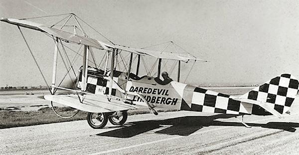 1. Ko kaže da se ljubav ne može kupiti. Lindbergov prvi avion Jenny koštao je svega 500 dolara. Ljudi koji su pomerali granice: Charles Lindbergh
